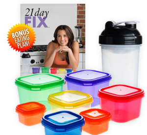 21 Day fix diet plan