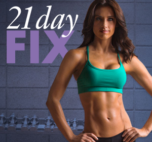 21 Day Fix workout calendar