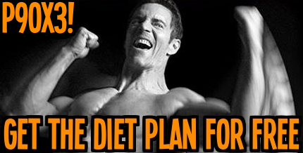 P90x3 Nutrition Plan and Diet - Workout Schedules and Calendars