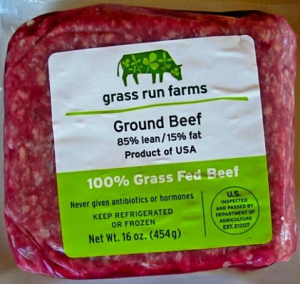 Lean Grass Fed Beef