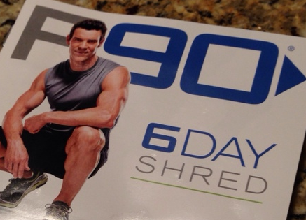 The Epic P90 6 Day Shred |Preparation