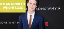 dylan minnette weight loss