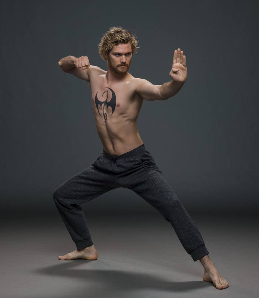 The INSANE Muscle Supplements Finn Jones Used For Iron ...