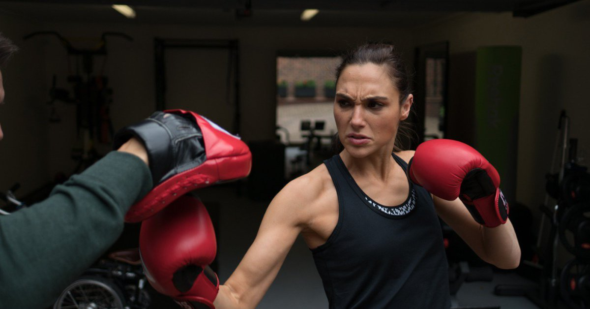 Wonder women - gal gadot workout
