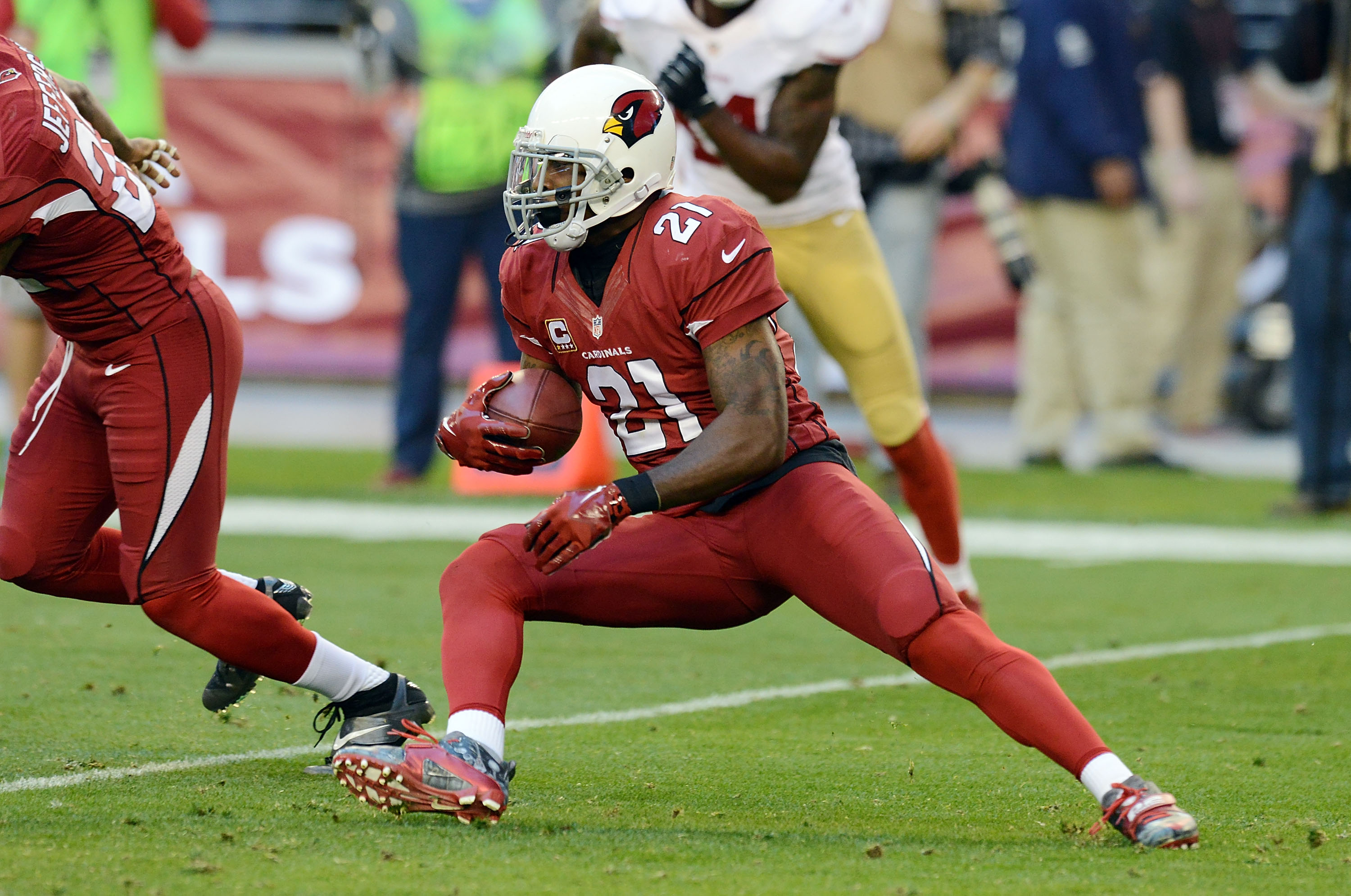 The CRAZY Supplements Patrick Peterson Uses Workout Schedules