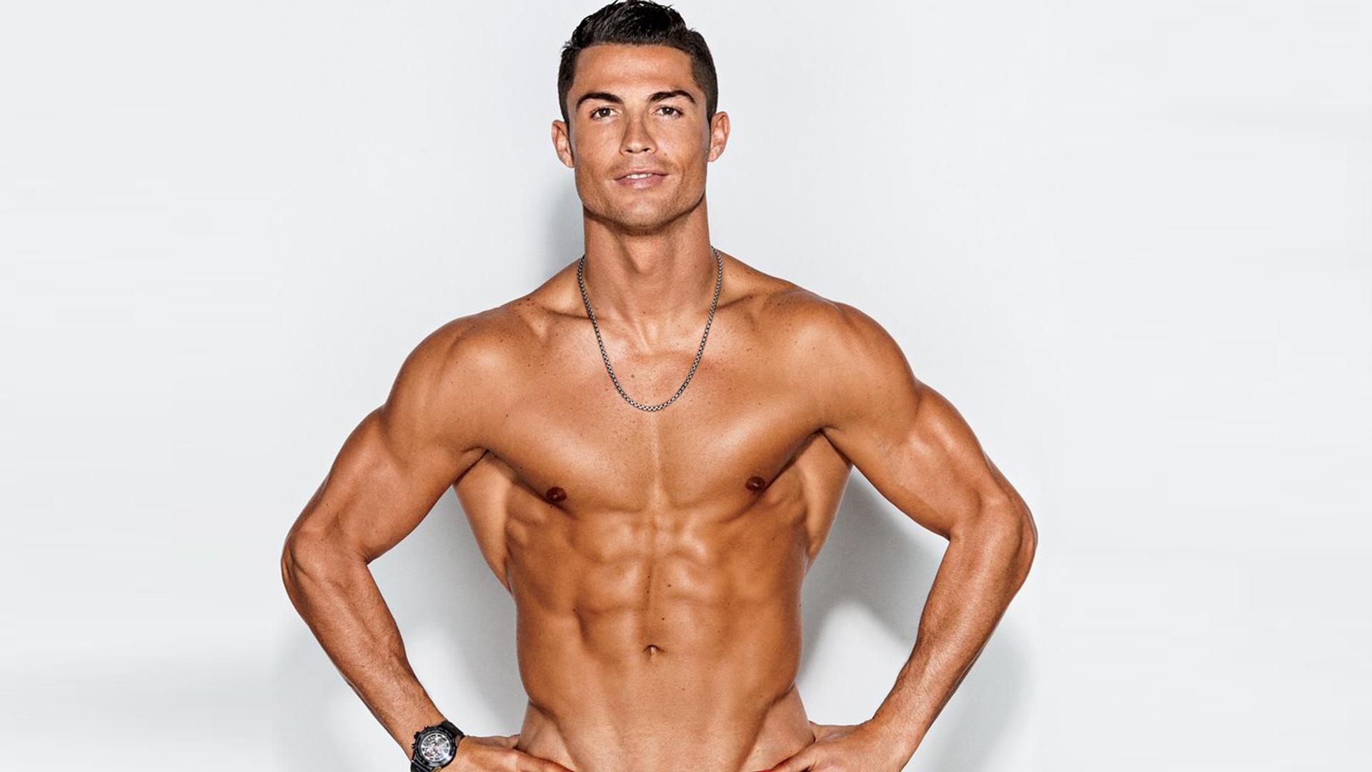 How cristianio ronaldo got ripped using these muscle - Homme le plus beau du monde ...