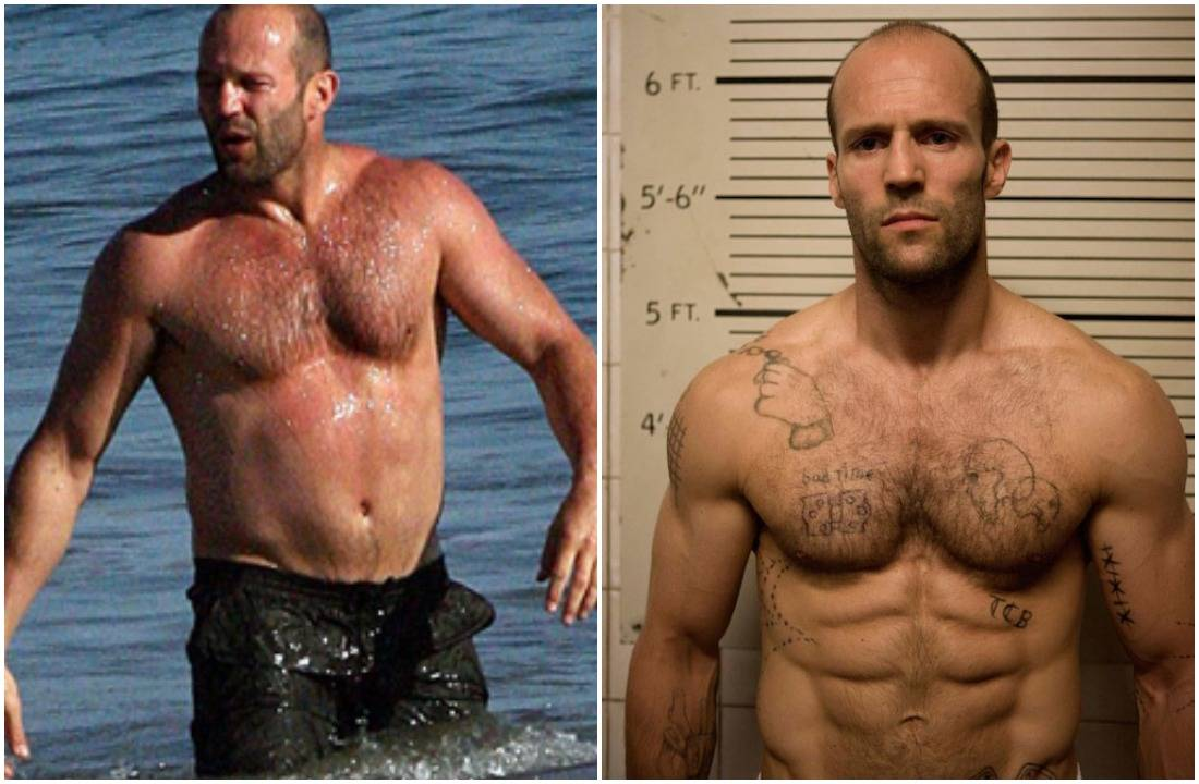 Jason Statham's Rapid Muscle Growth (Muscle Supplements