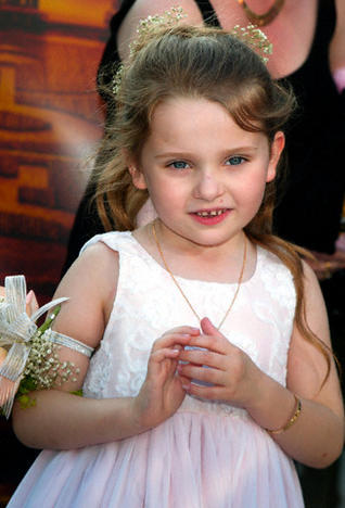 Abigail Breslin childhood photo