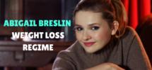 abigail breslin weight loss