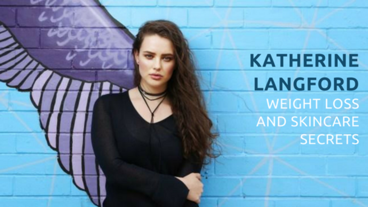 katherine langford weight loss