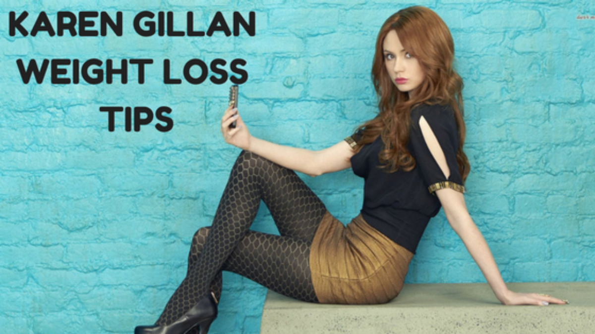 karen gillan weight loss
