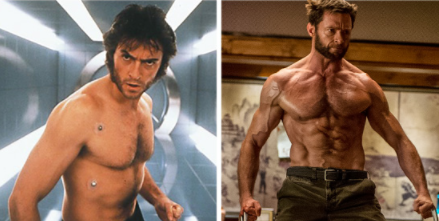 Hugh Jackman Muscle Supplements