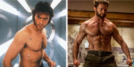 Hugh Jackman Muscle Supplements