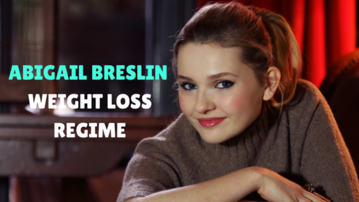 abigail breslin weight loss