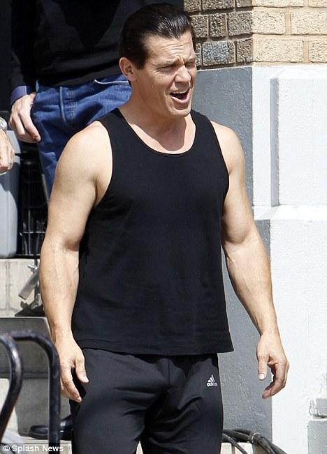 josh muscle
