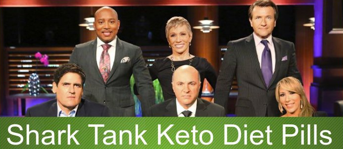 Shark Tank Keto Diet Pills