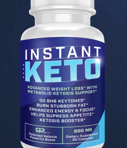 Instant Keto for men
