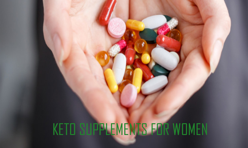 Keto Supplements For Women