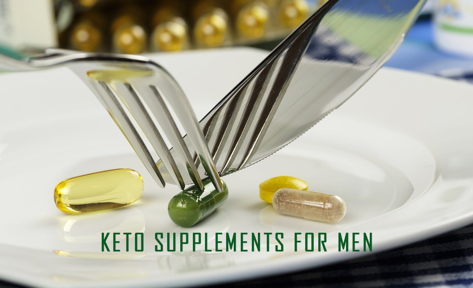 Keto supplements for men